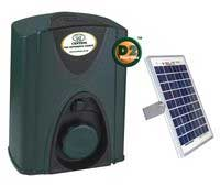 D2 Turbo Sliding Gate Operator + Optional Solar Kit