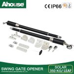Ahouse-Single-Electrical-Solar-Powered-Swing-Gate-Opener-Kit-Model-Em2-800kg-CE-IP66